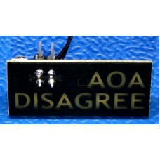 AOA Disagree v2 DC28 Addon (2Pk Solder Kit) (2020)