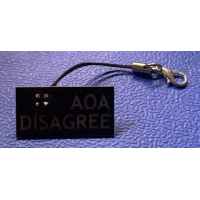 AOA Disagree DC27 Addon Badge (2019)
